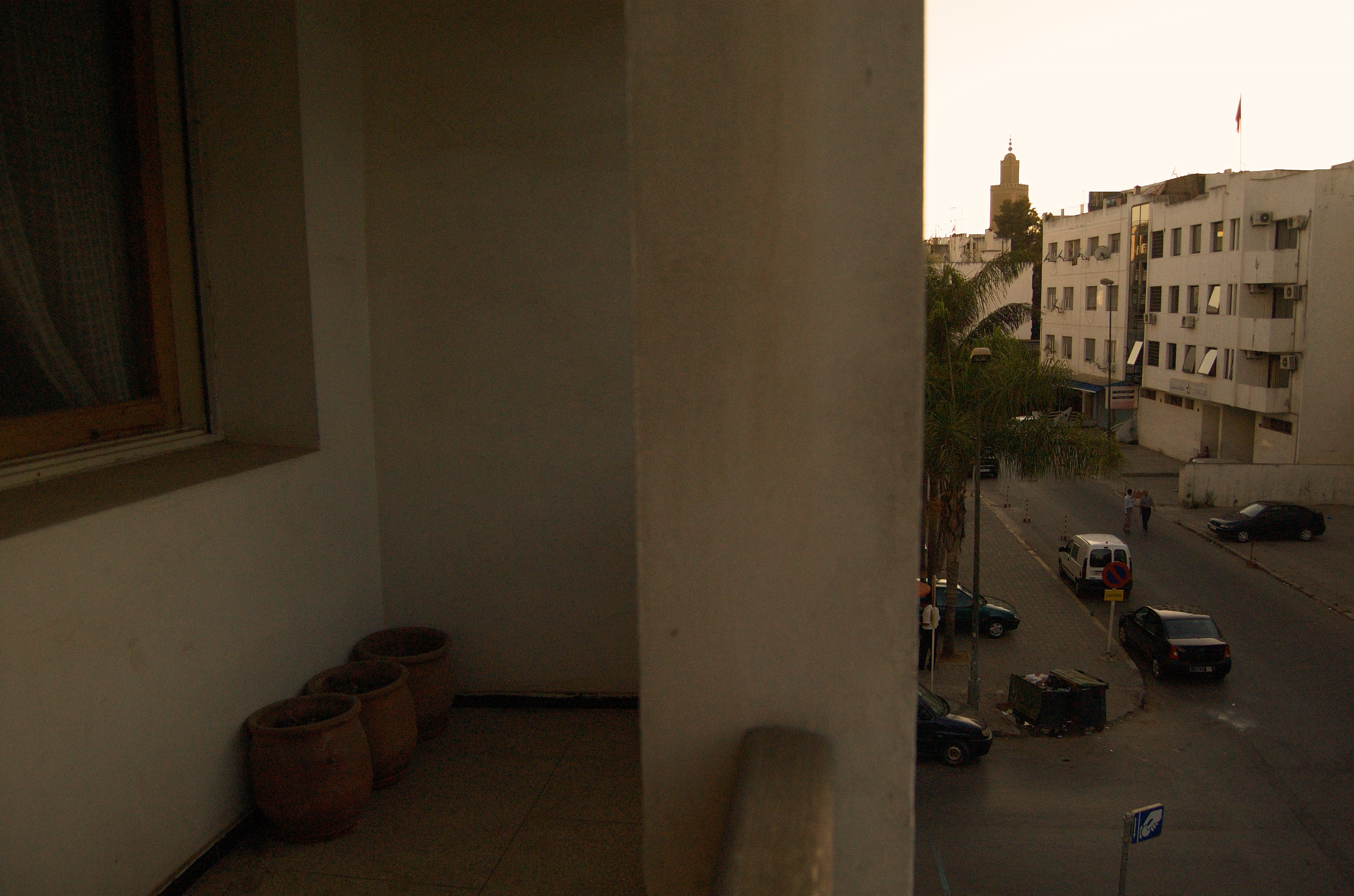 balcon rabati